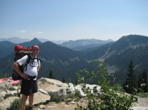 Backpacking in Washington State