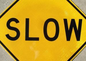 Slow Lent Movement