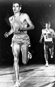 Jim Ryun Running at Kansas