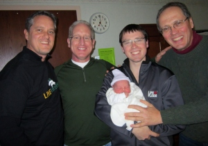 David, Robert, Jack, Jonathan, and John Keller