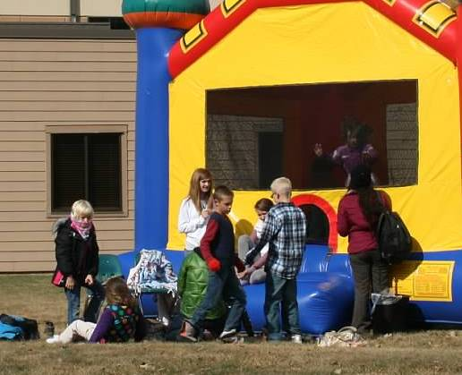 Children at Play at Resurrection
