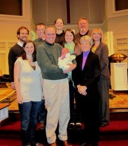 Jack Baptism Fam