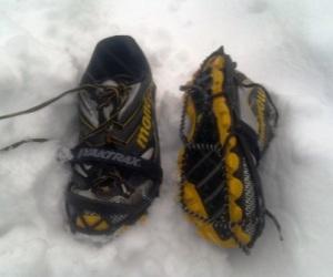 Yaktrax Runners