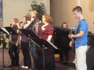 Youth Sunday Worship