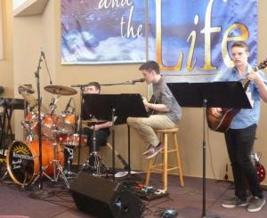 Youth Worship Band