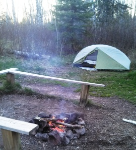 Blueberry Hill Campsite
