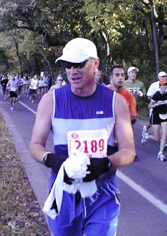 Tim Torgerson running TCM a few years ago