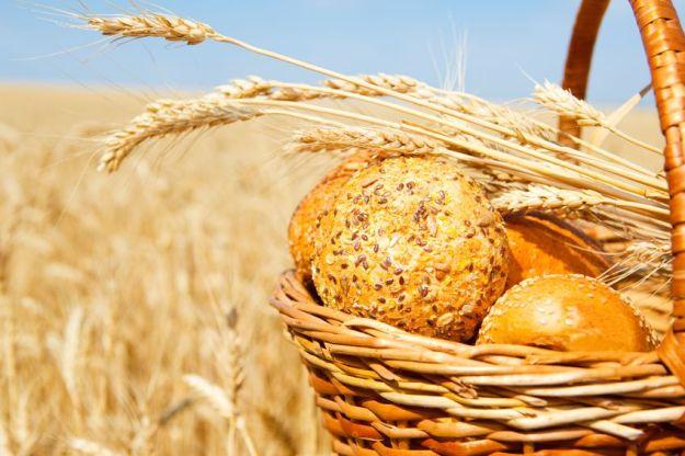 grain in basket