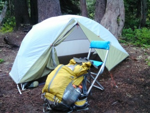 Backpack Tent 2014