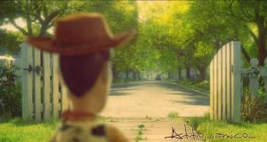 """So long, partner"" Woody, Toy Story 3"
